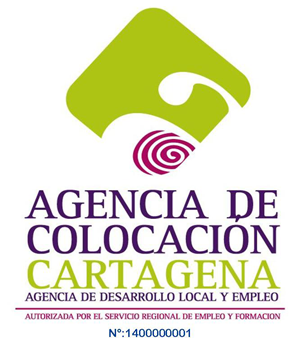 Logotipo de la Agencia de Colocación Cartagena